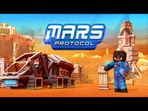 Mars Protocol | Minecraft Marketplace - Official Trailer