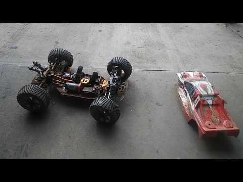 Cleaning Your RC Car or Truck Part 1