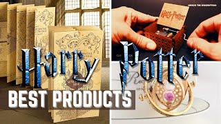 Harry Potter Merchandise Collection - Top 10 List of Harry Potter Best Selling Products