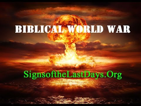 BIBLICAL WORLD WAR SIGNS!! -Syria Prophecy Update