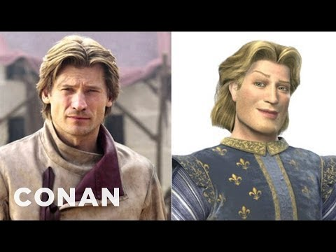 Jaime Lannister Looks Just Like Prince Charming From