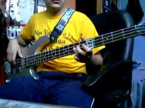 Pearl Jam - Jeremy (bass cover)