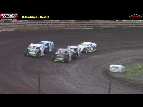 B-Modified -- 7/22/17 -- Nobles County Speedway