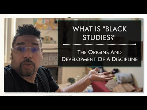 Episode 1: What Is Black Studies (Full Episode)