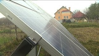 Сонячні електростанції: економія з прибутком!