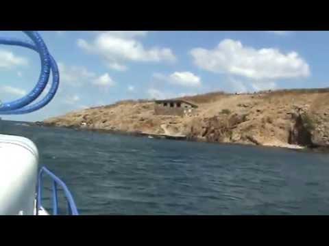 LZ0I RSGB IOTA Contest 2015  Sveti Ivan island EU-181 DXPEDITION - Video 1