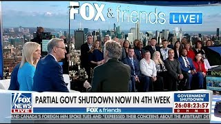 Senator Paul on the Shutdown and Foreign Policy - January 17, 2019