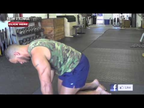 "Daily ""Charge & Ground"" Stretching Routine"
