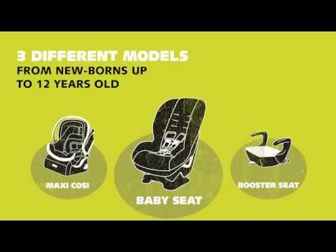 Rent a car with baby seats - Goldcar car hire company