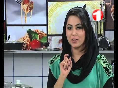 1TV AFGHANISTAN COOKING STRAWBERRY JAM SHOW_02 04 2013