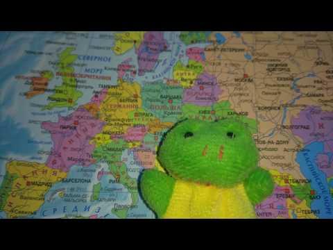 С Какими странами граничит БЕЛАРУСЬ?