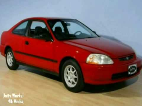 1996 Honda Civic In Brentwood St. Louis, MO 63144 - SOLD