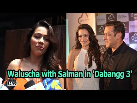 Waluscha De Souza to star with Salman Khan in 'Dabangg 3'?