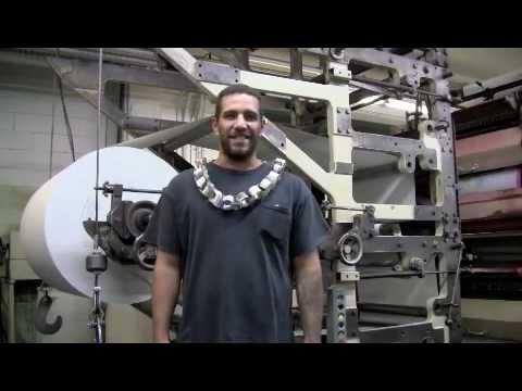 how the press rolls hawaiian style