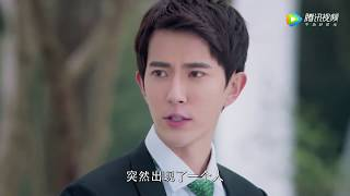 "Cover images 《Drama Trailer》谁的青春不叛逆 ""Who's Not Rebellious Youth"", 于朦胧(Alan Yu), 毛晓彤(Rachel Momo)"