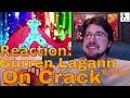 Gurren Lagann Anime Crack by Mayoi (Magi) #AirierReacts