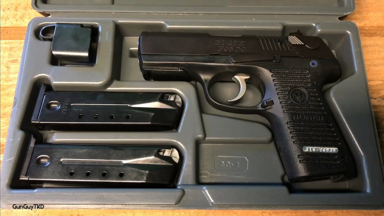 Ruger P95 Shooting Review