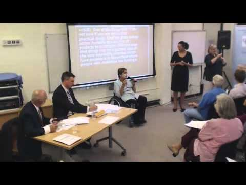 Deafness Forum of Australia NDIS Web Cast