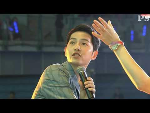 160625 송중기 대만 팬미팅 (3)  Song Joong Ki Taiwan Fan-meeting (3)