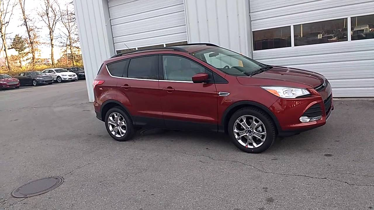 Sunset 2016 Escape Se Fwd 2 0l 201a Moonroof Heated Seats T6256 Marshall Ford
