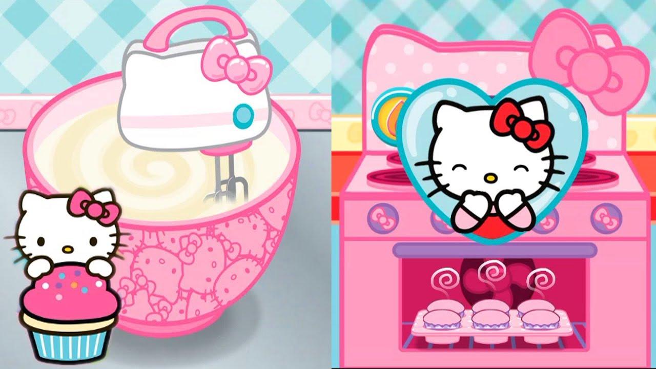 Masak Masakan Mainan Anak Perempuan Hello Kitty Lunch Box Youtube