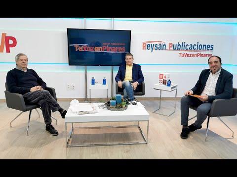 Entrevista a Francisco Azúa, alcalde de Salas de los Infantes