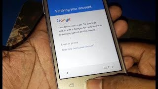 How to Remove google account/FRP bypass - NO OTG NO PC samsung j2 prime G532G-M-F