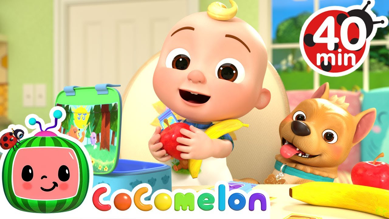 Download Time To Go + More Nursery Rhymes & Kids Songs - CoComelon