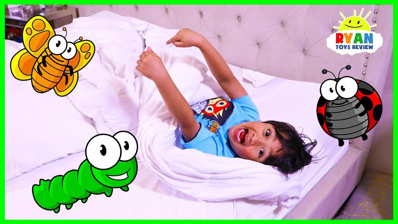 Ryan Plays Bed Bugs Board Game For Family Game Night Youtube