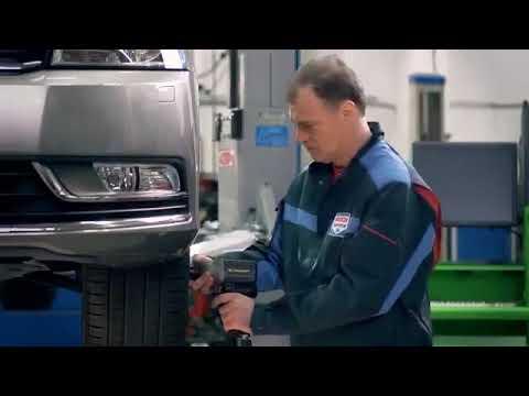 Bosch Car Service - рекламный ролик