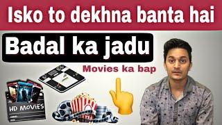 Watch  hd movies low mb // claud effect app //#tggyan