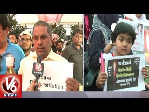 10 PM Hamara Hyderabad News | 13th April 2018 | V6 Telugu News