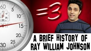 A Brief History Of RayWilliamJohnson