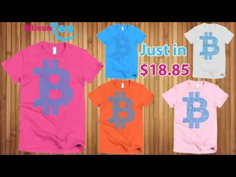 Women T- Shirts Bitcoin