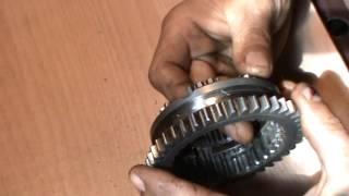видео Ремонт коробки передач Ваз 2105, причины неисправности