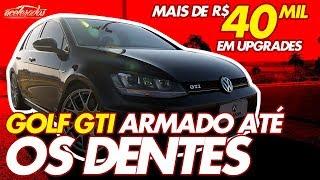 MONSTRO FUÇADO: GOLF GTI DE 400 CV ENCARA A PISTA! - VOLTA RÁPIDA COM RUBINHO #121 | ACELERADOS