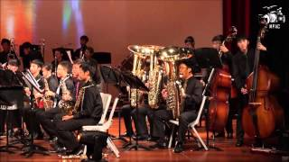 Anglo-Chinese School (Independent) Symphonic Band - Concert 2015 - Our Singapore