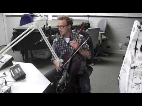 Ben Sollee - Live at WUKY - 8.14.14