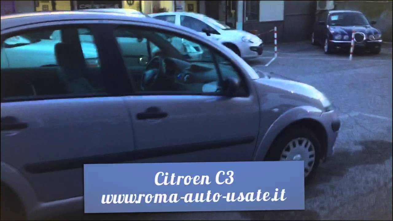 Occasione auto usate citroen c3 www roma auto usate it la for Garage comos sauvian occasion