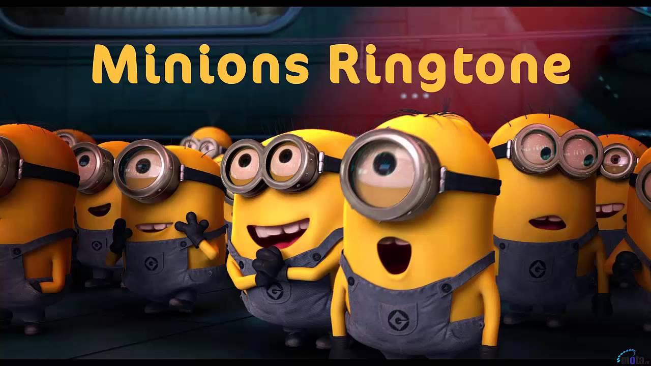 minions ringtone