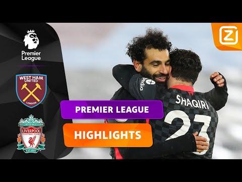 EEN BRILJANTE COUNTER! 😱🧠   West Ham vs Liverpool   Premier League 2020/21   Sam
