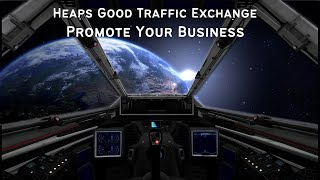 how to use Heaps Good Traffic autosurf Traffic Exchange  and coop rotator advertising