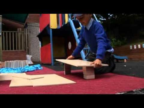 Early Years Foundation Stage: The architect