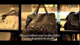 Steven Deduytsche , des sacs à main 'grand luxe' belges