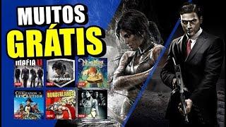 JOGUE VÁRIOS JOGOS GRÁTIS no PS4 sem Pagar NADA! SÓ PEGAR !!