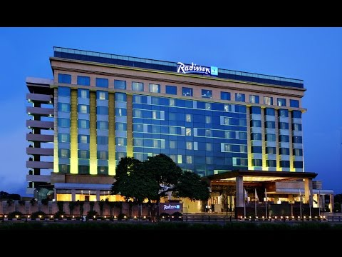 Five Star Luxury Hotels Radisson Blu Hotel in Jaipur