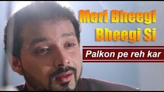 Meri Bheegi Bheegi Si Palkon Pe   By Arijit   Kishor Kumar   RD Barman   Anamika