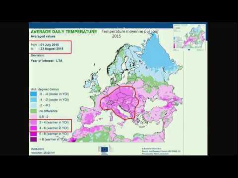 Une vision européenne du changement climatique en viticulture (Hans Schultz)