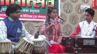 A Dance Provoking Rajasthani Folk Song - Ghoomar by Harija Pandey at Bikaner Competition