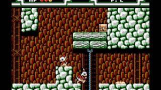 Duck Tales 2 - Duck Tales 2 (NES / Nintendo) - User video
